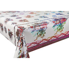 3D Laser Coating Tablecloth 70 Square